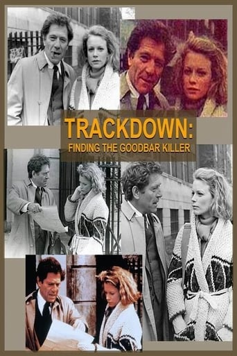 Poster of Trackdown: Finding the Goodbar Killer