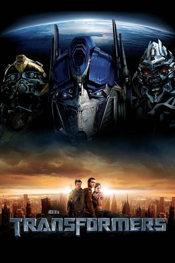 Poster of Transformers