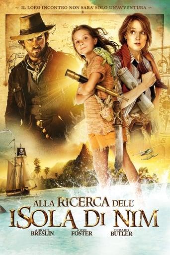 Poster of Alla ricerca dell'isola di Nim