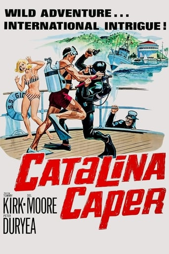 Poster of Catalina Caper