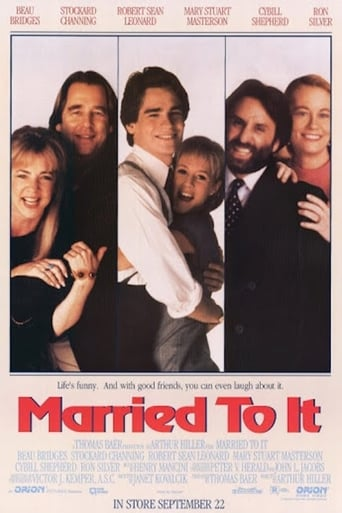 Poster of Married to It