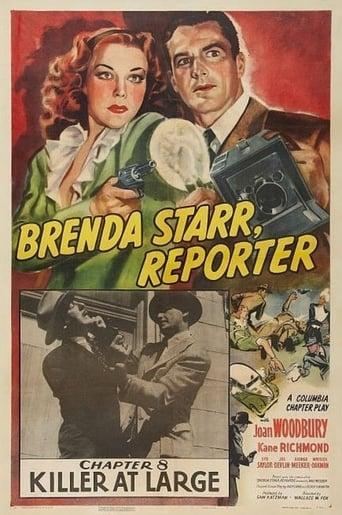 Poster of Brenda Starr, Reporter