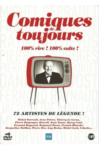 Poster of Comiques de toujours, coffret Vol. 1 à 4
