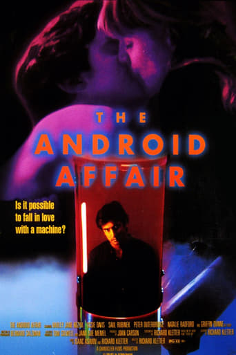Poster of The Android Affair