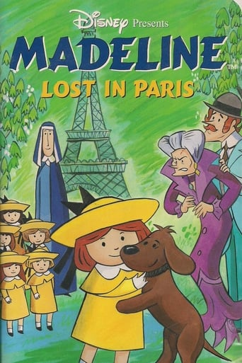 Poster of Madeline: Lost in Paris