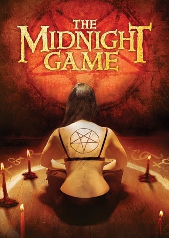 Poster of The Midnight Game
