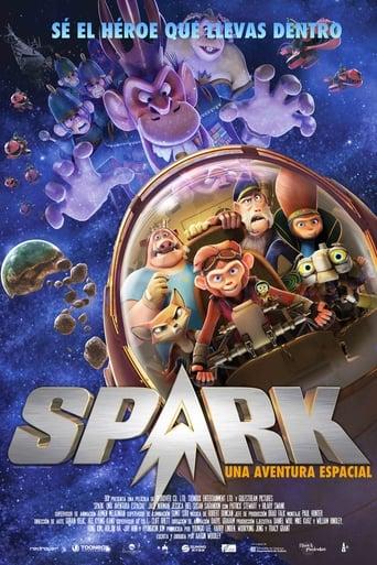 Poster of Spark, una aventura espacial