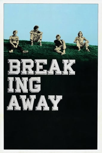 Poster of Breaking Away