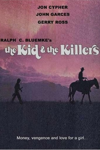 Poster of The Kid and the Killers