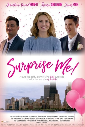 Poster of Surprise Me