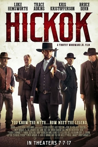 Poster of Hickok