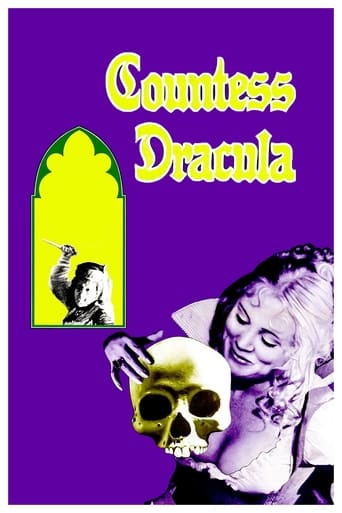 Poster of Countess Dracula