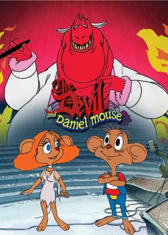 Poster of The Devil and Daniel Mouse
