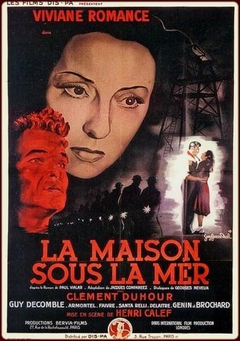 Poster of La Maison sous la Mer