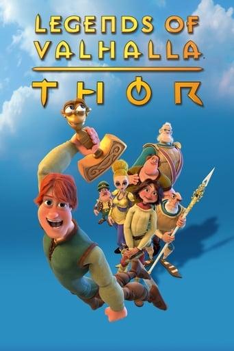 Poster of Thór – Legendy z Valhally