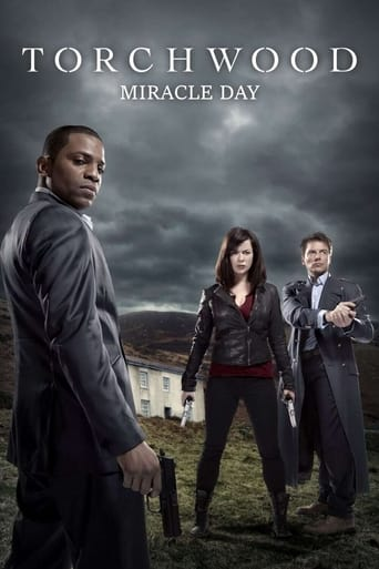 Poster of Torchwood: Miracle Day