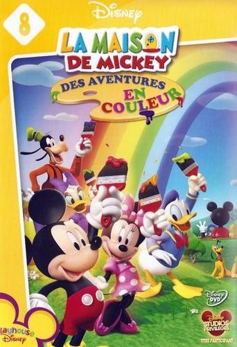 La Maison de Mickey - Des aventures en couleur poster