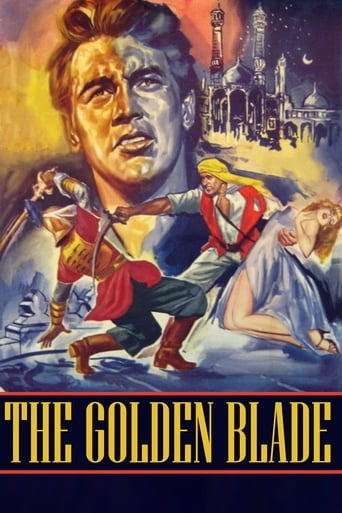 Poster of The Golden Blade