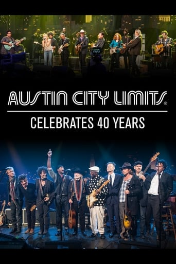Poster of Austin City Limits Celebrates 40 Years