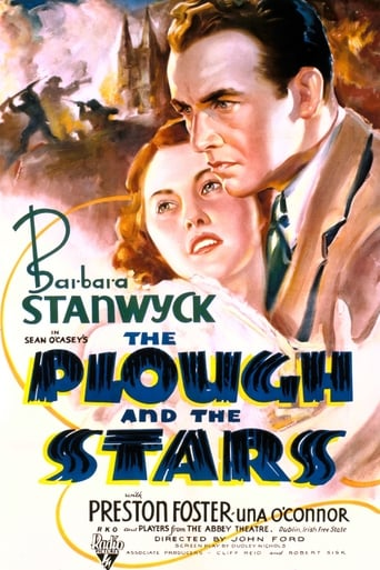 Poster of The Plough and the Stars