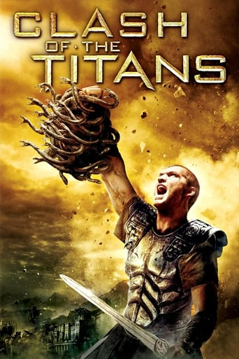 Poster of Clash of the Titans