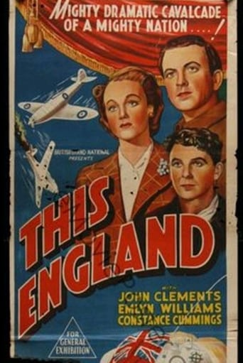Poster of This England
