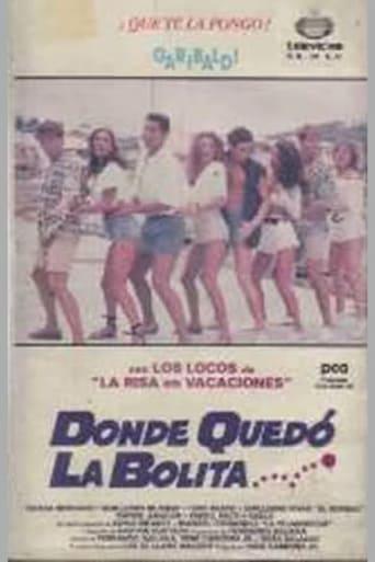 Poster of ¿Dónde quedó la bolita?