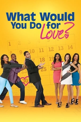 Poster of What Would You Do for Love
