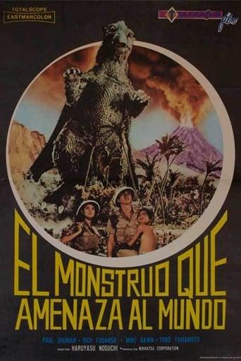Poster of El monstruo que amenaza el mundo