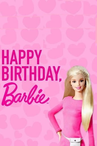 Poster of Barbie: Happy Birthday to You!