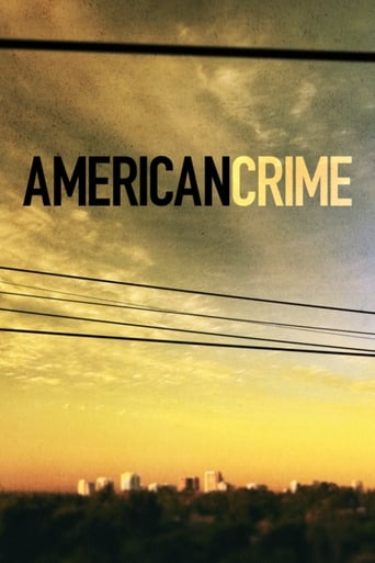 Poster of American Crime