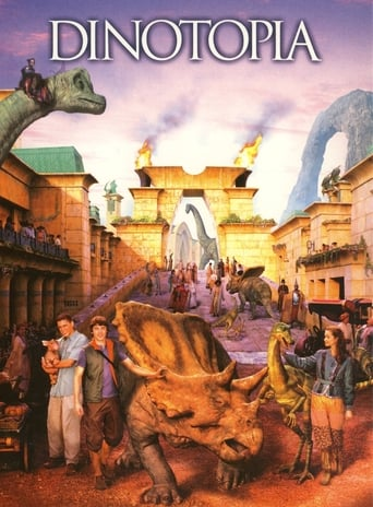 Dinotopia: The Mini-Series poster