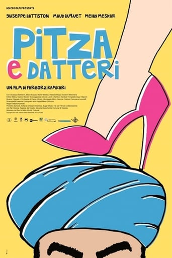 Poster of Pizza and Dates