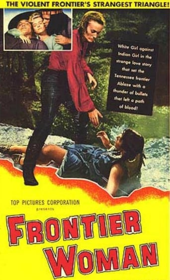 Poster of Frontier Woman