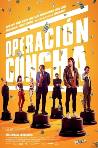 Poster of Operation Golden Shell