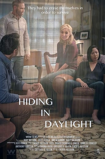Poster of Hiding in Daylight
