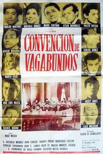 Poster of Convención de vagabundos