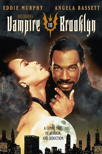 Poster of Vampire in Brooklyn