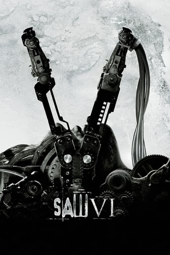 Poster of Saw VI