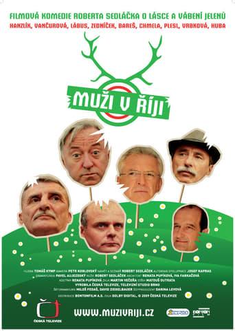 Poster of Muži v říji