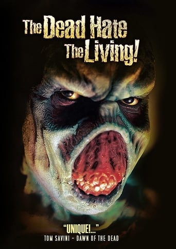Poster of The Dead Hate the Living!