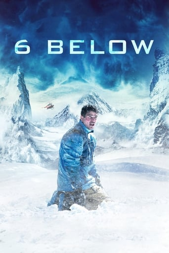 Poster of 6 Below: Miracle on the Mountain
