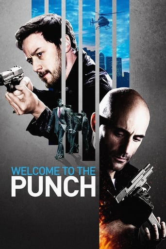 Poster of Welcome to the Punch