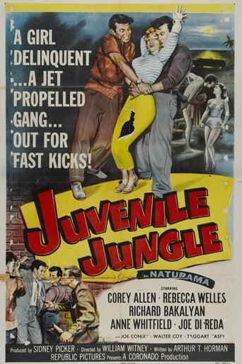 Poster of Juvenile Jungle
