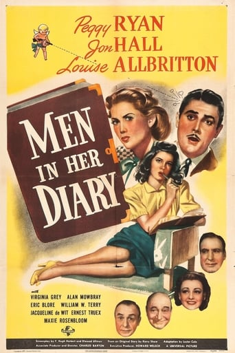Poster of Men in Her Diary