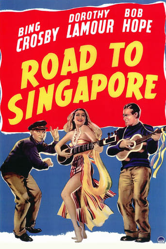 Poster of Road to Singapore
