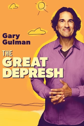 Poster of Gary Gulman: The Great Depresh