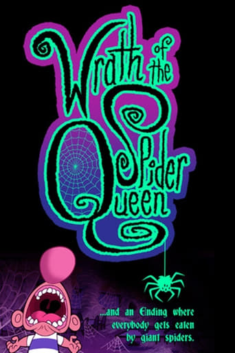 Billy & Mandy: Wrath of the Spider Queen poster