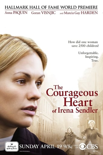 Poster of The Courageous Heart of Irena Sendler