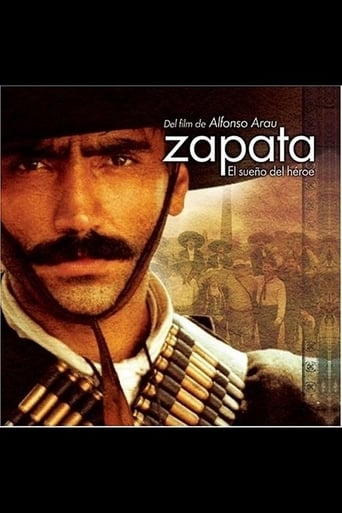 Poster of Zapata: The dream of a hero